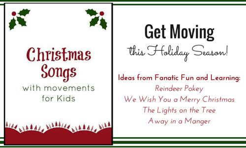 List of holiday songs with movements