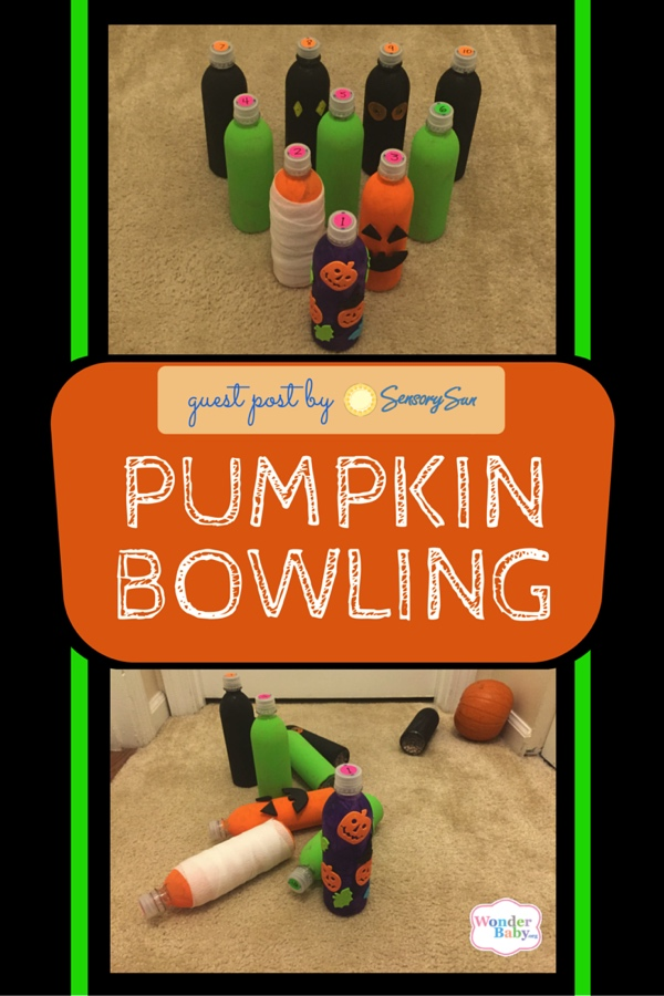 Play a Game of Pumpkin Bowling