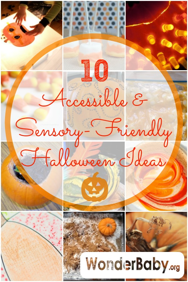 10 Accessible and Sensory-Friendly Halloween Ideas