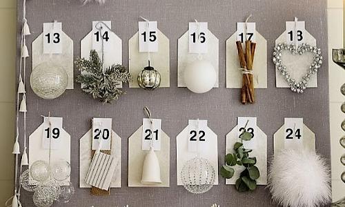 Real Object Advent Calendar