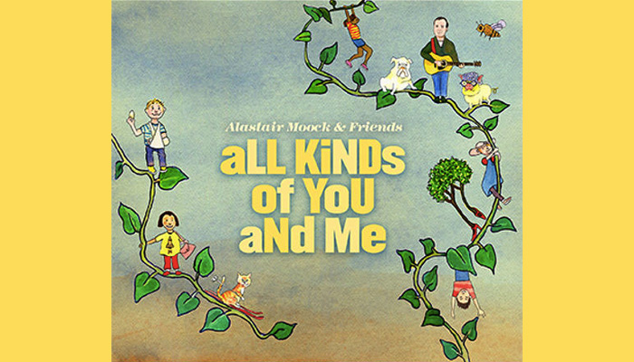 All Kinds of You and Me cover art