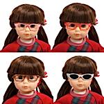 Glasses for American Girl Dolls