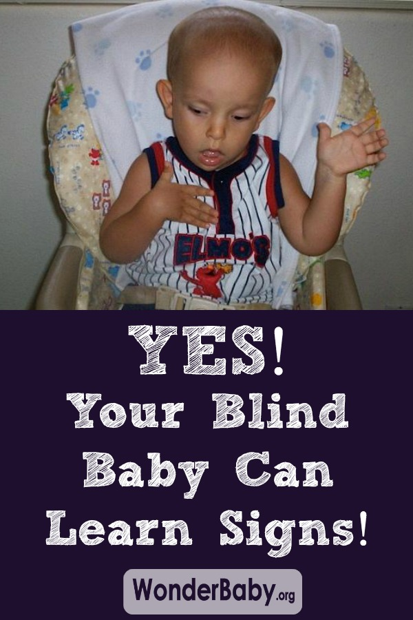 Sign Language for Blind Babies