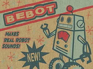 Screenshot of Bebot