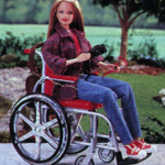 Barbie Becky Share a Smile Special Edition Doll