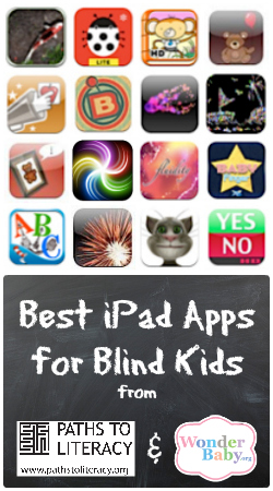 Best apps for blind kids