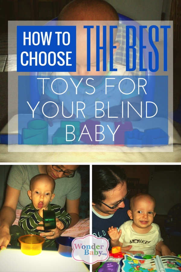 Choosing the Best Toys for Your Blind Baby