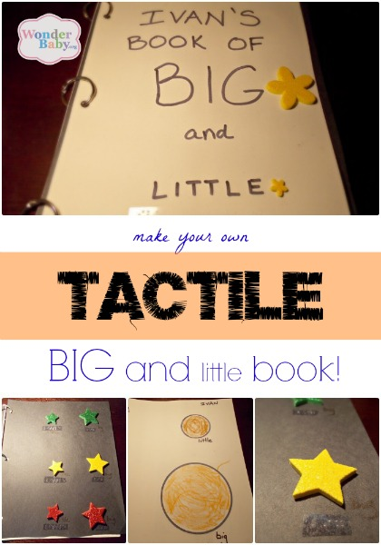 pictures of our Big and Little book