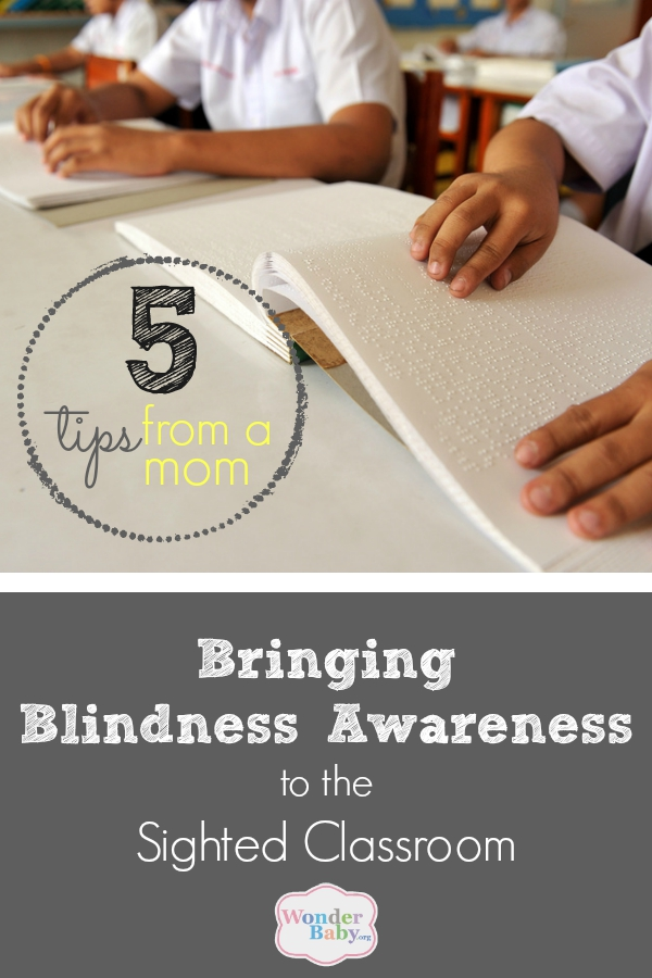 Bringing Blindness Awareness to the Sighted Classroom