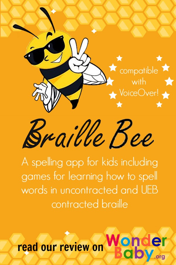Braille Bee app review