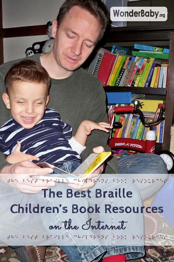 The Best Braille Children's Book Resources on the Internet