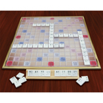 Braille Scrabble