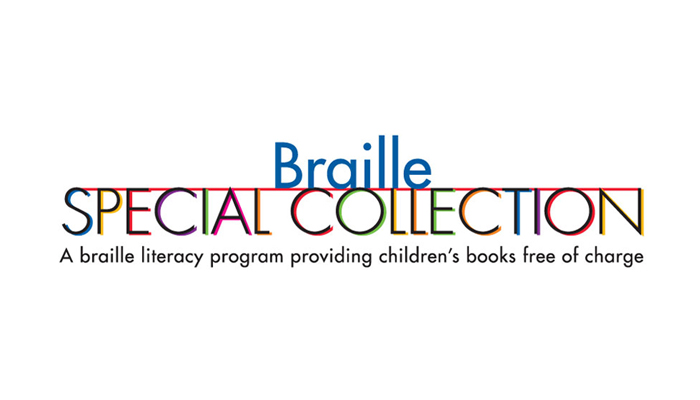 Braille Special Collection logo