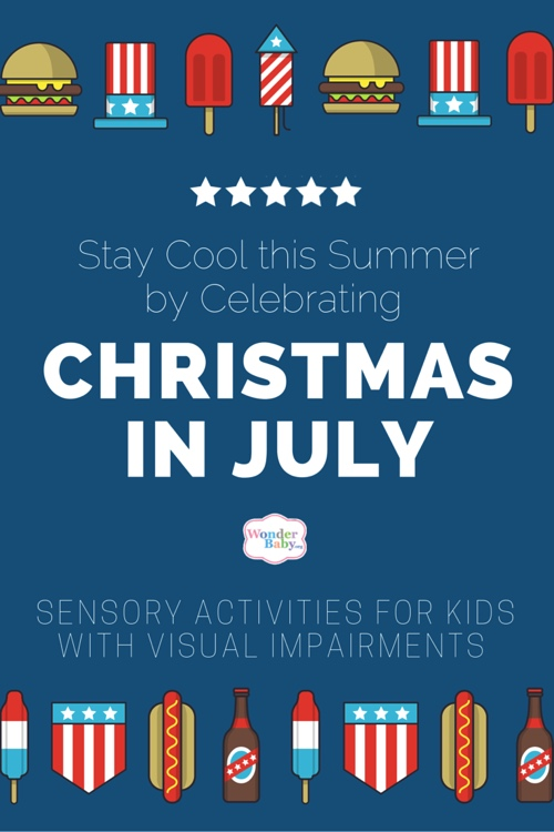 Stay Cool This Summer By Celebrating Christmas In July