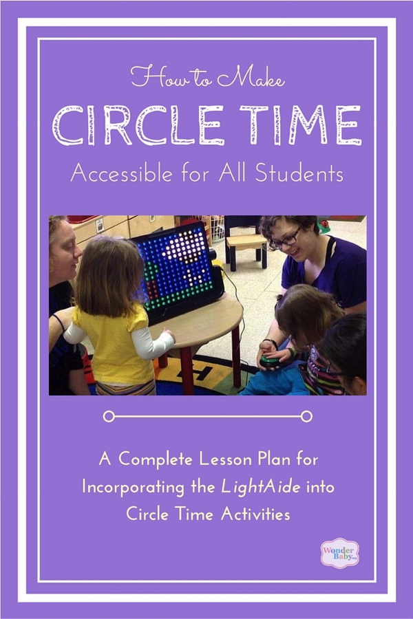 Making Circle Time Accessible for All Students