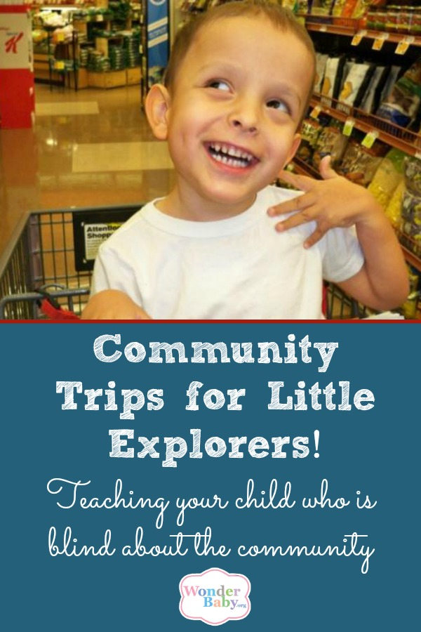 Community Trips for Little Explorers