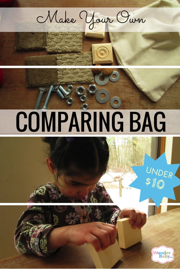 Make Your Own Comparing Bag!