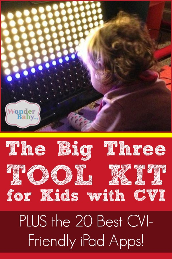 The Big 3 Tool Kit for Children with CVI