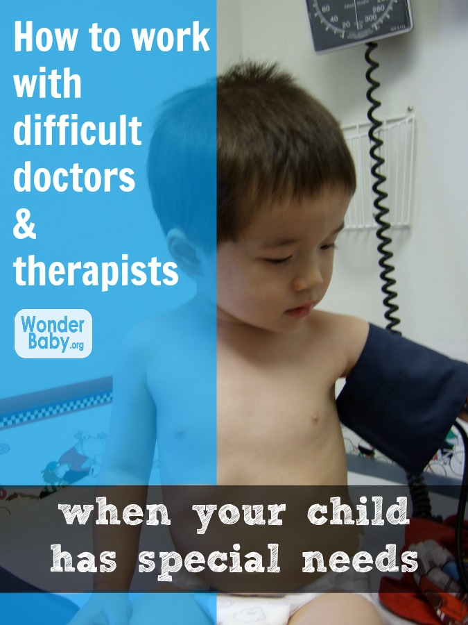 How to Work with Difficult Doctors & Therapists