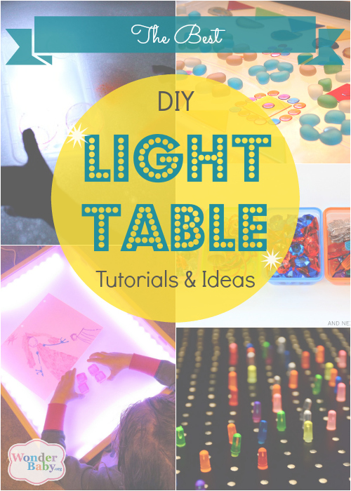 Do it Yourself Light Tables