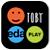 EDA PLAY TOBY app