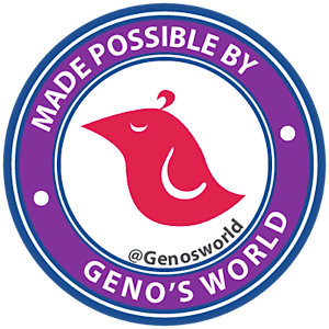 This project brought to you by Geno's World
