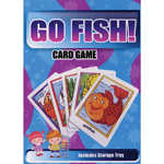 Brailled Go Fish Cards