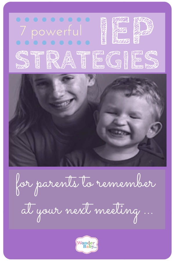 7 Powerful IEP Strategies