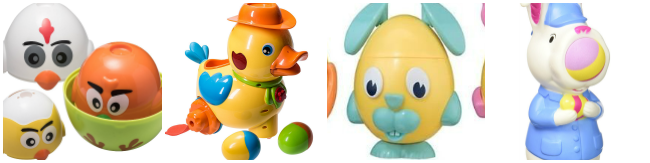 Interactive Easter Toys