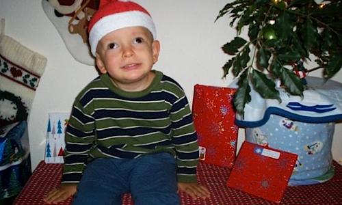 Ivan at Christmas