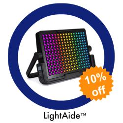 LightAide 10% off