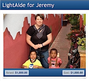 LightAide for Jeremy