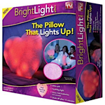 Twinkling Star Light Pillow