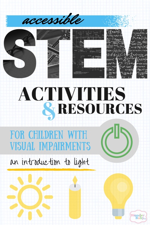 Accessible STEM Light Science Activity