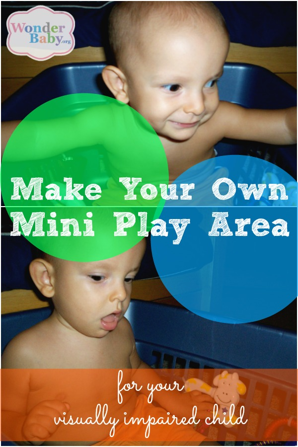 Make Your Own Mini Play Area