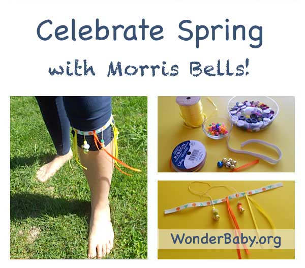 make your own morris bells