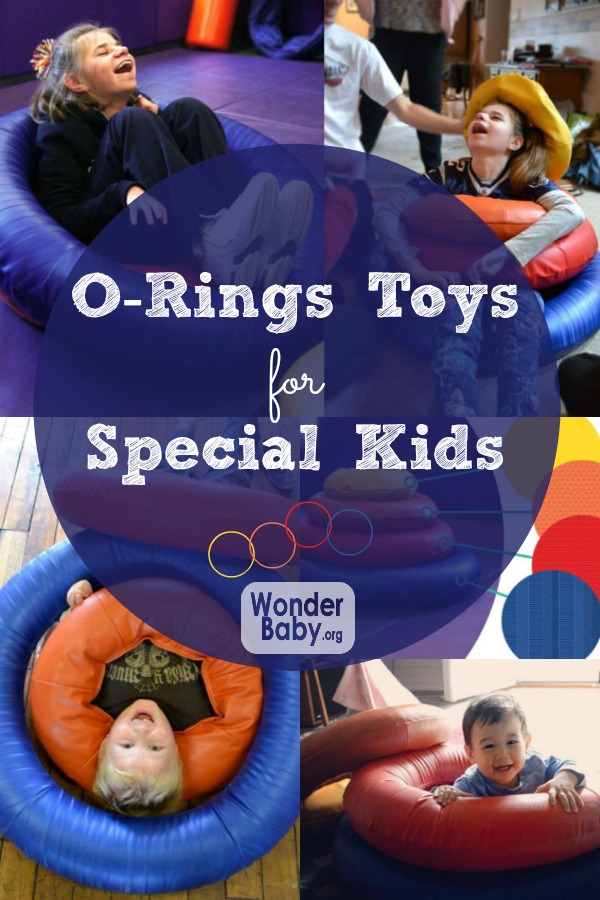 O-Rings Toys for Special Kids