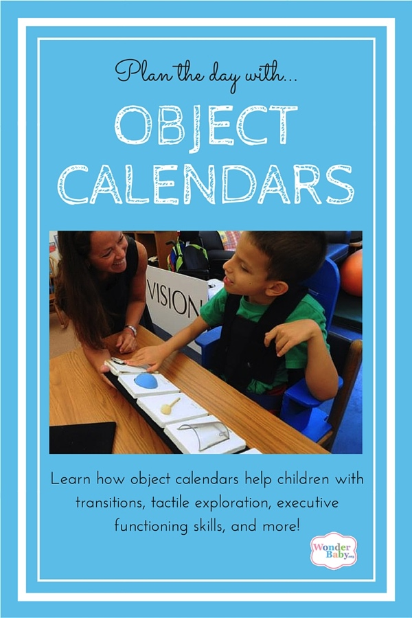 Planning the Day with Object Calendars