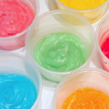 Edible Finger Paints