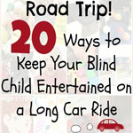 20 tips for keeping a child entertained in the car