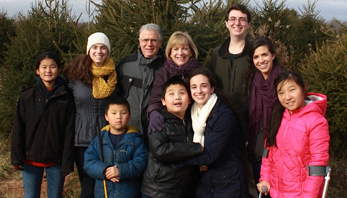 Roberto family picture