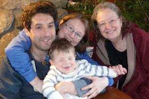 Ronan family photo