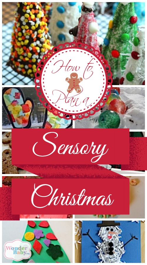 How to plan a sensory Christmas