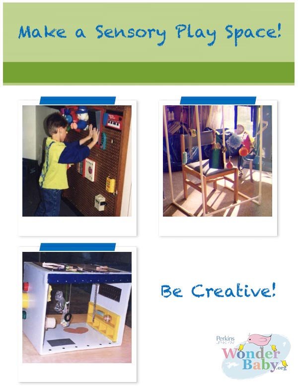 multi-sensory play spaces