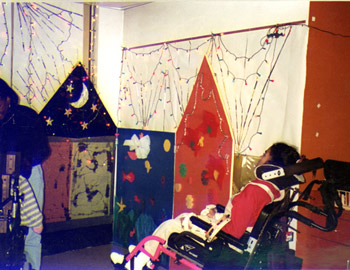 The Big Room Sensory Space