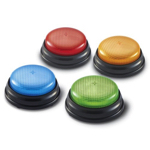 Learning Resources Light & Sound Buzzers