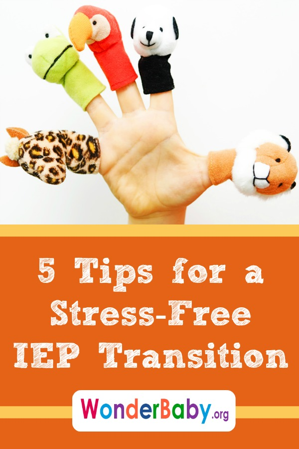 5 Tips for a Stress-Free IEP Transition