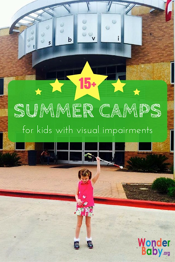15+ Summer Camps for Blind Kids