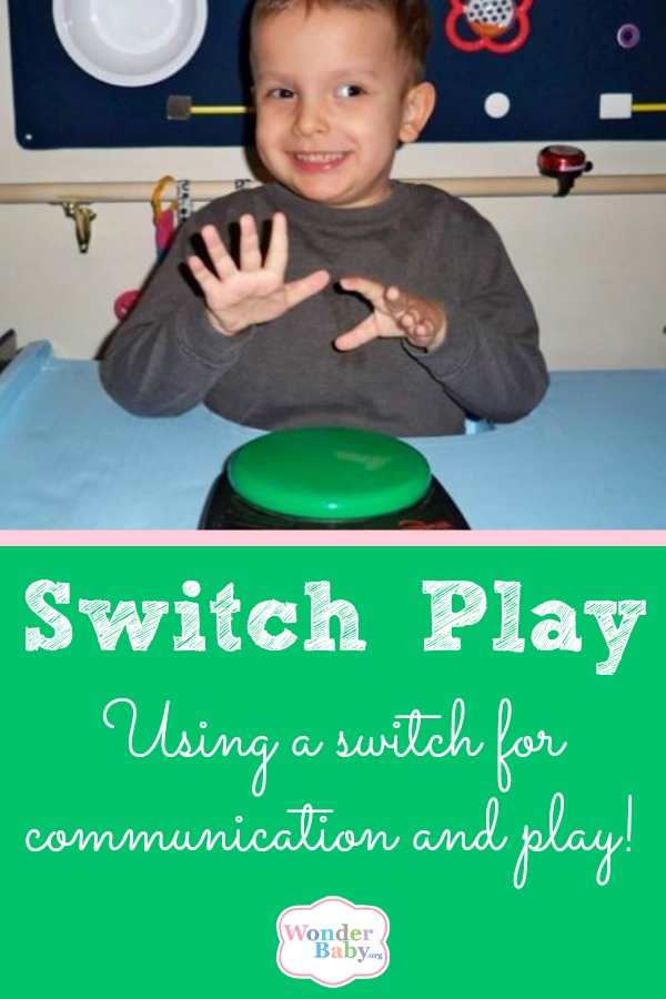 Using a switch for communication and play