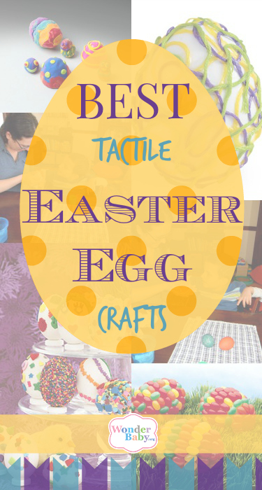 Best tactile easter egg crafts
